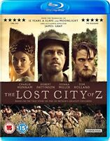 The Lost City Of Z [Blu-ray] [DVD][Region 2]
