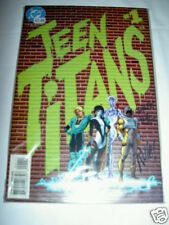TEEN TITANS #s 1,2,3,4,5,6,7,8. DC.1996 series.COMPLETE RUN OF 8
