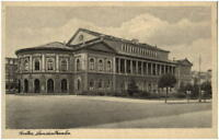 GOTHA Thüringen ~1920/30 Landestheater Theater Verlag Trinks & Co. Nr. 5