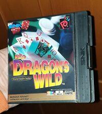 Dragon's Wild Neo Geo Pocket Color NEUF Brand New