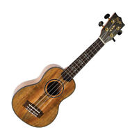 Flight Ukuleles Mango Soprano Ukulele Supernatural Series - DUS450