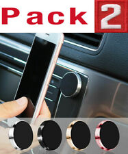 2 Pack Magnetic Car Dashboard Mount Holder Stand For Phone Samsung Galaxy Iphone