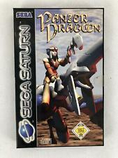 Panzer Dragoon | Sega Saturn Spiel | mit OVP und Anleitung