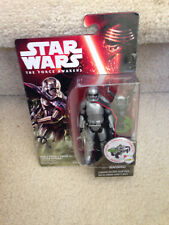 """Star Wars The Force Awakens Captain Phasma 3.75"""" Action Figure NON-MINT Package"""