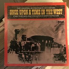 Once Upon a Time in the West Soundtrack by Ennio Morricone (1972 RCA LP)