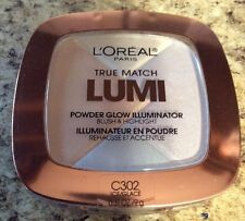 ONE Loreal True Match Lumi Powder Glow Illuminator  Blush C302  ICE  SEALED