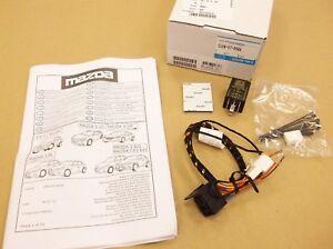 New Genuine Mazda 2, 3, 6, CX5, CX3 Auto Folding Mirror Kit C850V7650A