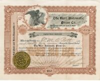 The Intuck Oil Company > 1923 old stock certificate share
