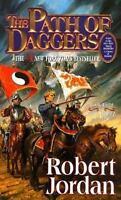 The Path Of Daggers (Wheel Of Time, Book 8): By Robert Jordan~HARDCOVER~REPRINT