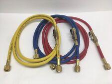 "M C Refrigerants charging hoses 72"""
