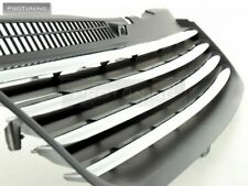 VW PASSAT B5.5 2000-2005 3BG black Chrome front grill badgeless grille debadged