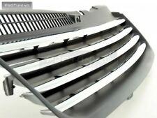 VW PASSAT B5.5 2000-2005 3BG black Chrome front grill badgeless grille debadged