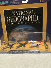Micro Machines National Geographic Collection #5 Wings Of World War Ii, Mip