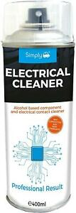 Simply SP-028 Electrical Contact Cleaner Maintenance Spray 400m
