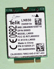 Dell  DW 5810e  P/N:5X80D Telit LN930   LTE/DC+HSPA  4G  NGFF7160