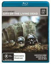 City Of The Living Dead (Blu-ray, 2013)