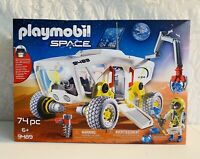 Playmobil Space #9489 Mars Research Vehicle Rover Astronaut Goodman New Sealed
