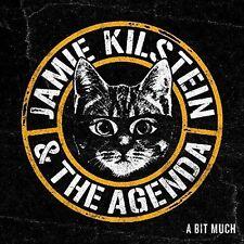 Jamie Kilstein & The Agenda - Bit Much - NEW