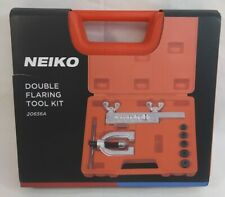 Neiko 20656A Auto Double Flaring Copper with Aluminum Steel Brake Line and Brass