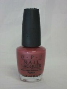 """OPI Nail Lacquer """"NL H10 SILENT MAUVIE"""" HOLLYWOOD COLLECTION, FREE SHIPPING"""