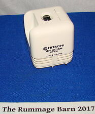 very rare! HITACHI TV-100 MINI VACUUM ---- battery operated ---- vintage find !!