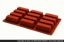Paderno  Flexipad   Moule flexible en silicone - 12 mini-cakes