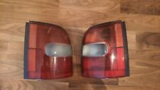 Nissan March Micra K11 Cabriolet Rear Tail Lights Tail Lamps Rare JDM Spec 93-03
