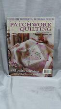 7 x Australian Patchwork & Quilting Magazines (DIK)