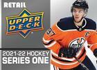 2021/22 Upper Deck Series 1 Hockey 24-Pack Box Sealed Retail Box PRESALE