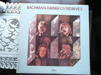 Bachman Turner Overdrive II LP Record SRM 1696 1973 Very Good VG PLAY TESTED