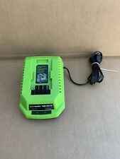 GreenWorks 29482 Quick G-MAX 40V Lithium-ion Battery Charger  40 Volt Gmax