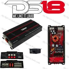 DS18 CANDY X5B 5 Channel Car Stereo Amplifier 2000W Max Class D Speaker Sub Amp