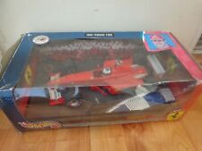 HOT WHEELS 1/18 CLASSIC 1999 FERRARI F399 F1 MICHAEL SCHUMACHER CAR REF 24627