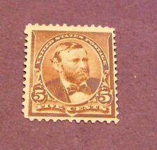US Stamp Scott# 223 Grant 1890-93  MH C230