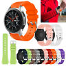 For Samsung Galaxy Watch 46mm Replacement Silicone Sport Watch Band Strap New