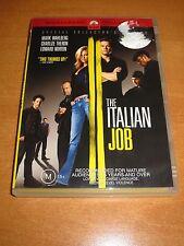 THE ITALIAN JOB ( 2003 , DVD ) [ R4 ] MARK WAHLBERG , CHARLIZE THERON