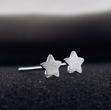 Super Adorable Tiny *Stars* 925 Sterling Silver Stud Earring