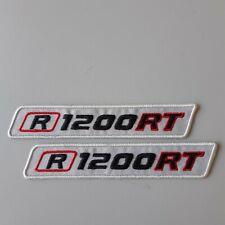 BMW R1200 RT ROSSO PZ 2 PATCH RICAMATA TERMOADESIVA CM.12X2 -REPLICA
