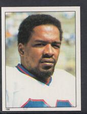 Topps 1981 American Football Sticker No 166 - Earnest Gray - Giants (T445)