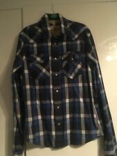 Hollister Collared Checked Slim Casual Shirts & Tops for Men