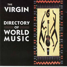 THE VIRGIN DIRECTORY OF WORLD MUSIC  - CD (1991) 15 TRACKS