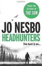 Headhunters By Jo Nesbo, Don Bartlett. 9781784702281