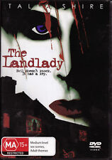 Horor Thriller 90's Movie - THE LANDLADY - DVD - if u liked MISERY ! you love it