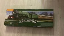 More details for horby flying scotsman train set - apple green (r1255m) - brand new