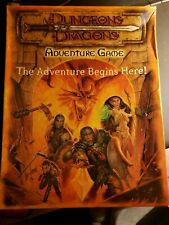 Dungeons & Dragons The Adventure Begins Here Game