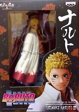 NARUTO DXF SHINOBI RELATIONS Vol. 3 UZUMAKI III BANPRESTO FIGURE NEW NUEVA