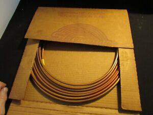 1/4 OD X 50' soft Copper Refrigeration Tube *streamline* new in box