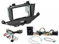 CTKVX41 Complete Double Din Car Stereo Fitting Kit for Vauxhall Astra K 2015 on