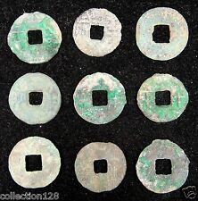 One Piece China Ancient Coins Qin Dynasty 221-206 Bc 28-32mm