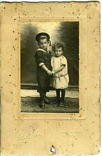APT Roffé deux enfants costume marin KIDS photo
